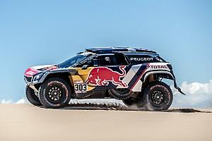 Dakar Rennbericht Rallye Dakar 2018: Carlos Sainz triumphiert bei Peugeot-Abschied
