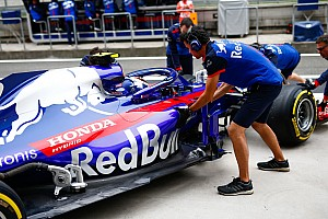 Fórmula 1 Declaraciones Honda no fue la causa de la pobre clasificación de Gasly en China