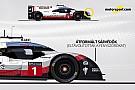 Így alakult át az LMP1-es Porsche 919 Evo