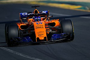McLaren derrière Red Bull et Renault, mais Alonso soulagé