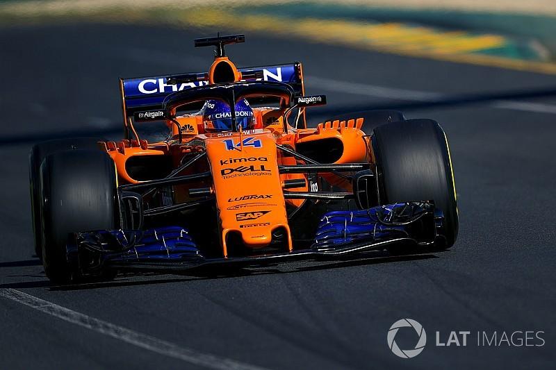 Avustralya'da günün pilotu Fernando Alonso oldu!