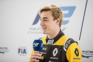 FIA F2 Новость Маркелов о старте с 18-го места: Я жду хаоса и готов прорываться