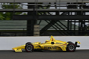 IndyCar Practice report Indy 500: Castroneves fastest in the afternoon, Pagenaud tops Day 1
