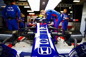 Toro Rosso quiere tener un piloto japonés en el equipo