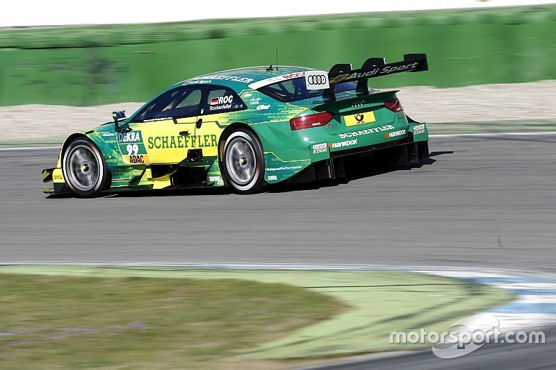 Rockenfeller leads Audi 1-2-3 on final day of Hockenheim test