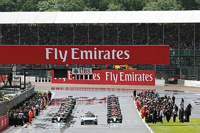 Formula 1 Analysis: How F1's new wet standing starts will work