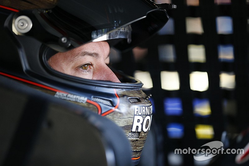 Bad luck bites Martin Truex Jr. yet again