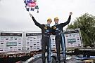 Тейлоры выиграли гонку в Детройте
