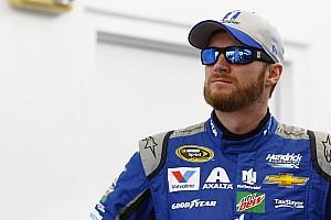 NASCAR Cup Press conference Dale Jr. explains how he was
