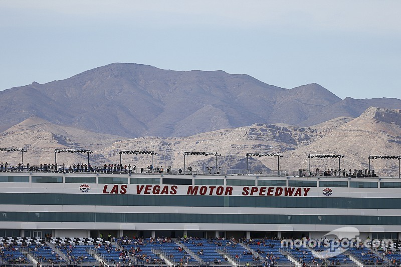 Las Vegas' long-sought second NASCAR Cup race was quick to materialize