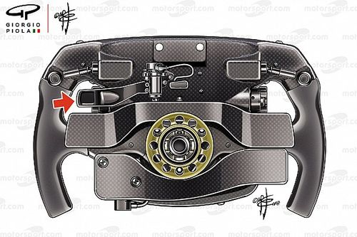 Mystery surrounds Vettel's secret third paddle
