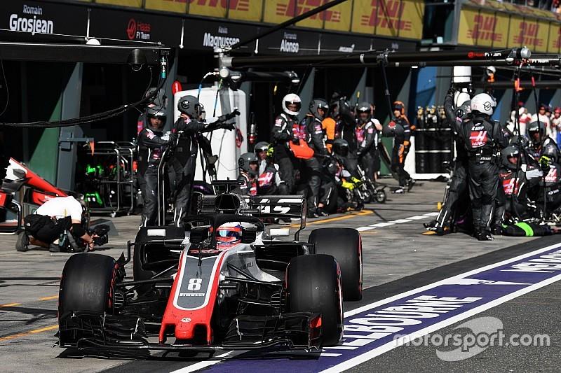 Haas пообещала не повторить на пит-стопах в Мельбурне прошлогодние ошибки