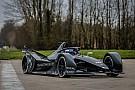 Formel E Neues Formel-E-Auto fährt erstmals auf der Strecke