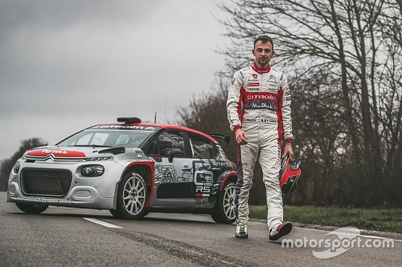 Citroen presenta la C3 R5: dovrà vincere subito il titolo WRC2