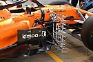 Formule 1 Technique - Les innovations vues en essais à Barcelone