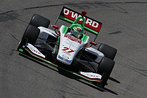 Indy Lights Race report Iowa Indy Lights: O'Ward dominates, Herta beats Urrutia