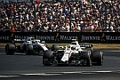 Formula 1 Williams progress masked by