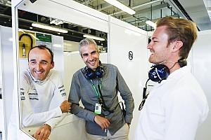 Nico Rosberg non è più il manager di Robert Kubica