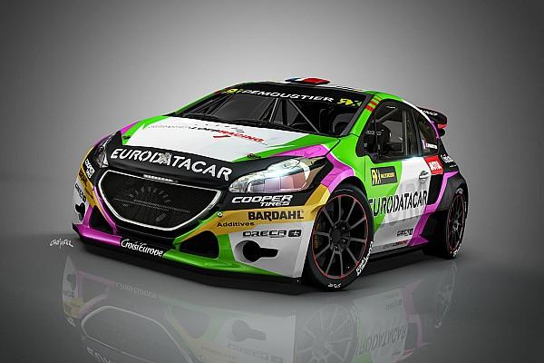 Sebastien Loeb Racing steigt in Rallycross-WM ein