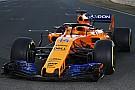 Fotogallery: ecco la McLaren MCL33 che torna tutta arancione