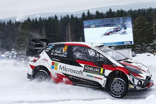 WRC 速報ニュース マキネン、勝田貴元の走りを称賛「WRC昇格が早まるかもしれない」