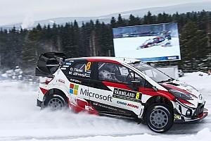 WRC Breaking news Al-Attiyah closing on part-time Toyota WRC deal