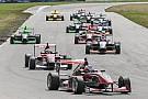 Шварцман добыл еще два подиума в Toyota Racing Series