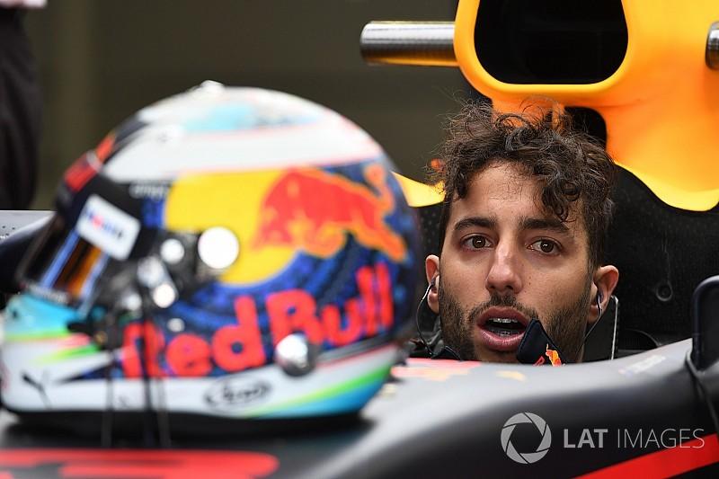 Líder do TL2, Ricciardo diz que precisa ser mais rápido