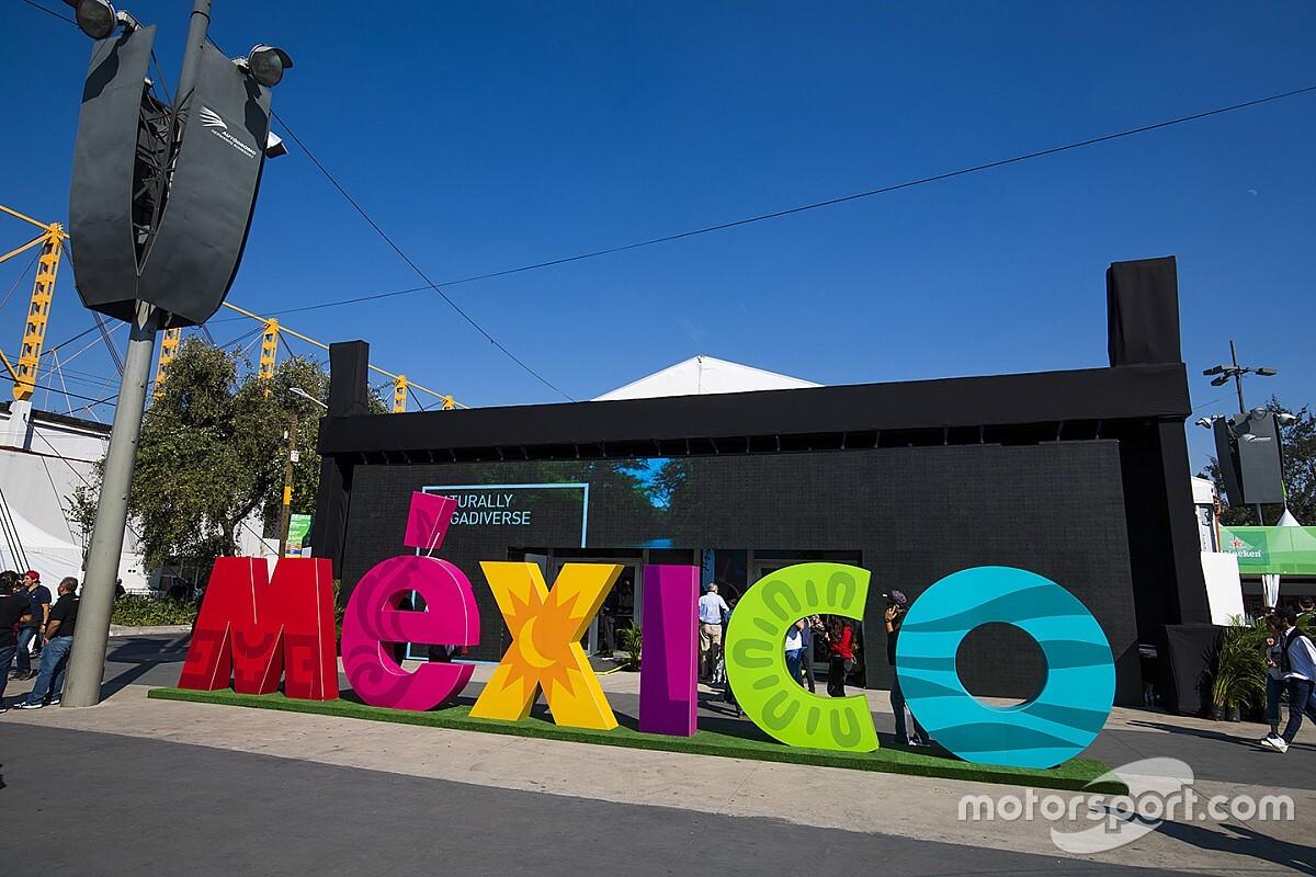 Cinco coisas que estarão em jogo no GP do México de F1