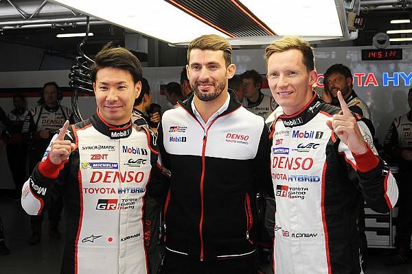 Shanghai WEC: Kobayashi flyer gives Toyota pole