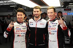 WEC Relato de classificação Kobayashi voa e é pole na China; Senna é pole na LMP2