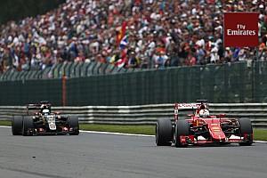 Formule 1 Analyse Comment Mercedes a offert à Lotus son dernier podium en F1