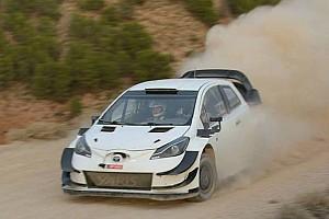 WRC Ultime notizie Toyota: l'aerodinamica 2018 della Yaris ha già debuttato ad Almeria!