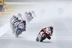 "Moto2 速報ニュース 中上貴晶「ある程度覚悟していたが、ただ""悔しい""のひと言」:IDEMITSU Honda Team Asia Press Release"