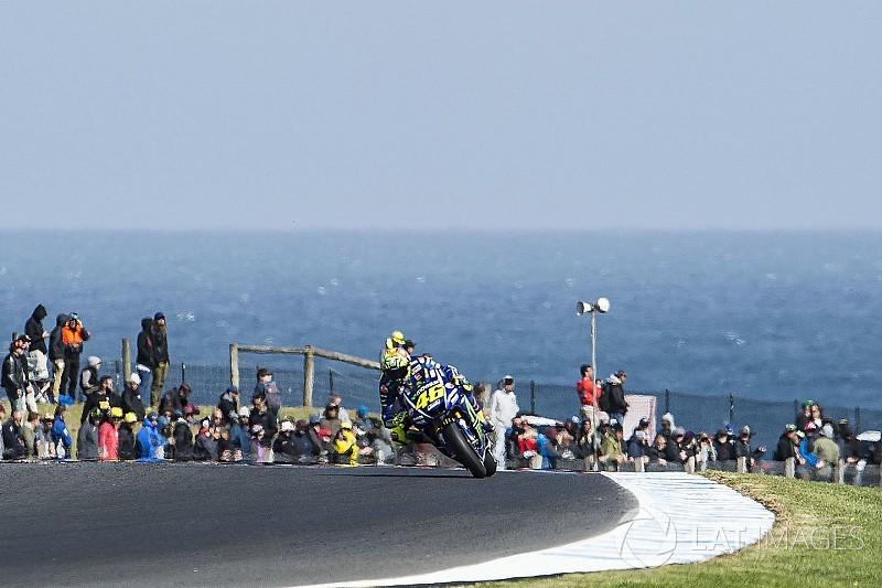 Rossi não se vê forte o bastante para vencer na Austrália