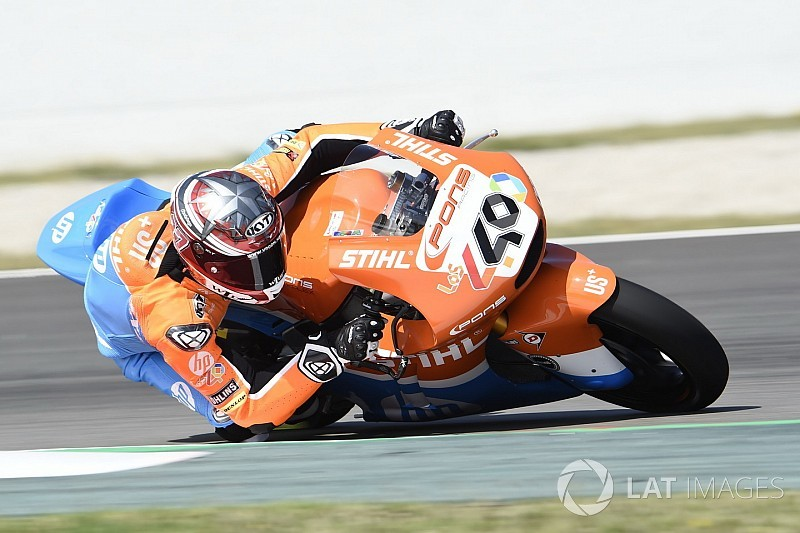 Pons names ousted Barbera's Moto2 replacement