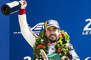 アロンソ「インディ500のように、ル・マンでも優勝を逃すかと恐れた」