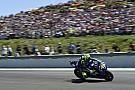 Valentino Rossi y el problema de potencia de su Yamaha