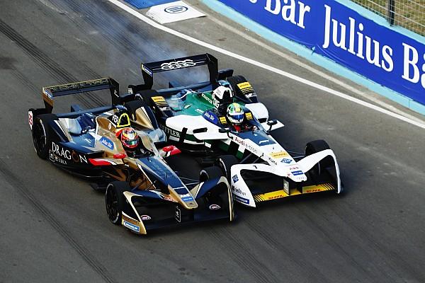 Formula E Race report Punta ePrix: Vergne holds off di Grassi in thrilling duel