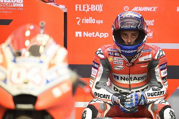 MotoGP Actualités Contrat : Dovizioso ne veut plus d'excuses de la part de Ducati