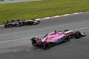 Formule 1 Actualités Pérez surpris que Sainz n'ait pas eu de pénalité