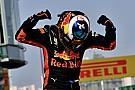 Ricciardo: Red Bull'un beni ikna edebilmesi için daha fazla zafer gerekiyor