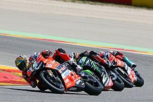 WSBK Репортаж з гонки WSBK, Арагон: Девіс виграв другу гонку вікенду