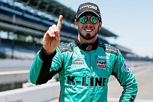 Confirman a Kelletten el equipo de Juncos de Indy Lights