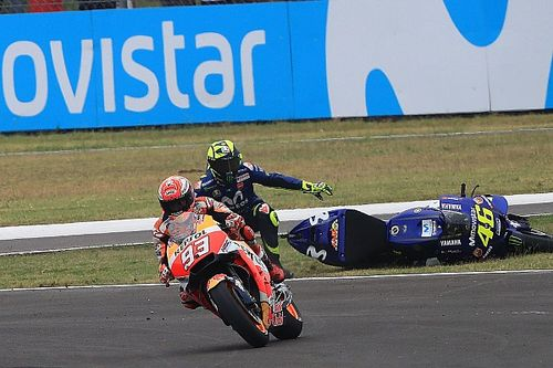 """Rossi : Márquez """"a détruit notre sport"""""""