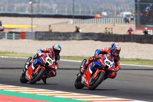 Honda, 2022 WSBK sezonunda Lecuona ve Vierge ile yarışacak