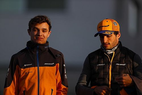 "Sainz: Norris reaction to podium shows ""a true gentleman"""