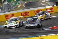 Вильнев сразится против принца Швеции на Porsche