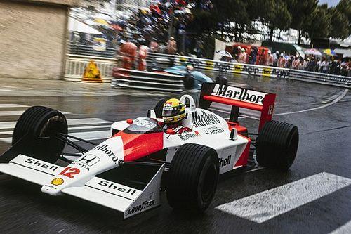 Mónaco 1988: el día que Senna erró como un humano