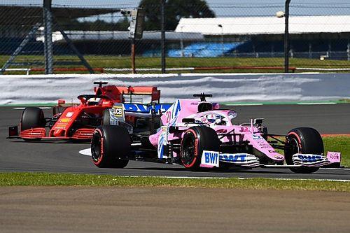 Ferrari, McLaren, Renault willen in beroep tegen straf Racing Point